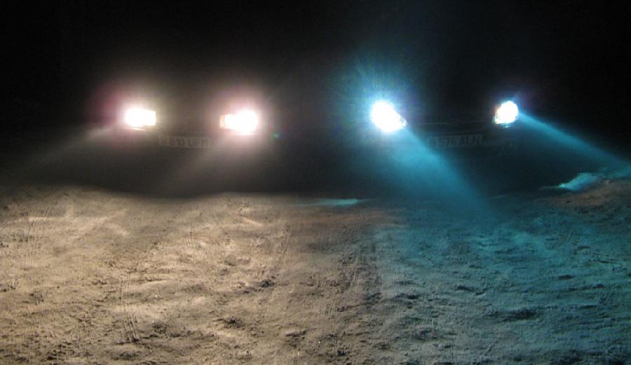 Какие лампы лучше установить в фары автомобиля