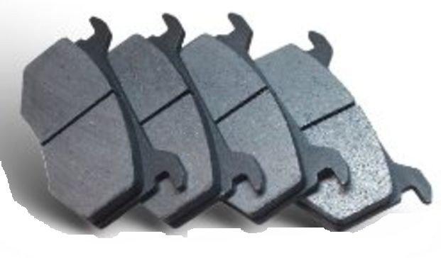 Самостоятельная замена тормозных колодок