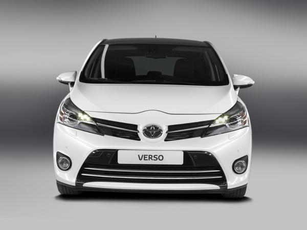 Toyota Verso, Yaris, Avensis, Prius