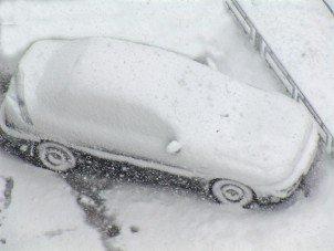 Как попасть в замерзшую машину