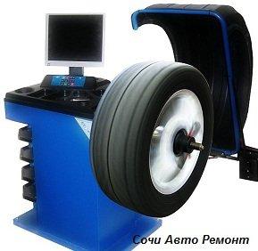Шиномонтаж — как делать балансировку колес