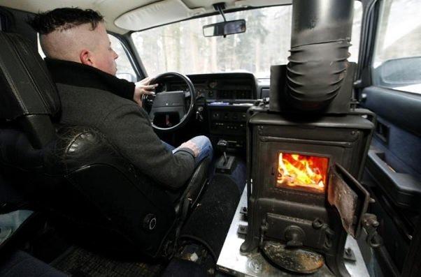 Как легко почистить печку в автомобиле