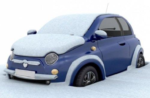 Как завести двигатель автомобиля в сильный мороз