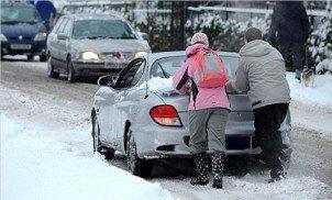 Двигатель не заводится в сильный мороз