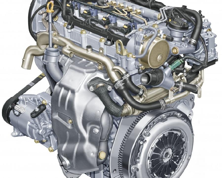 Инструкция по сборке двигателя автомобиля