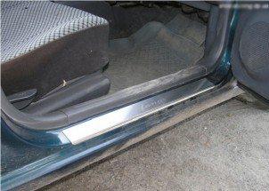 Как правильно отремонтировать пороги автомобиля