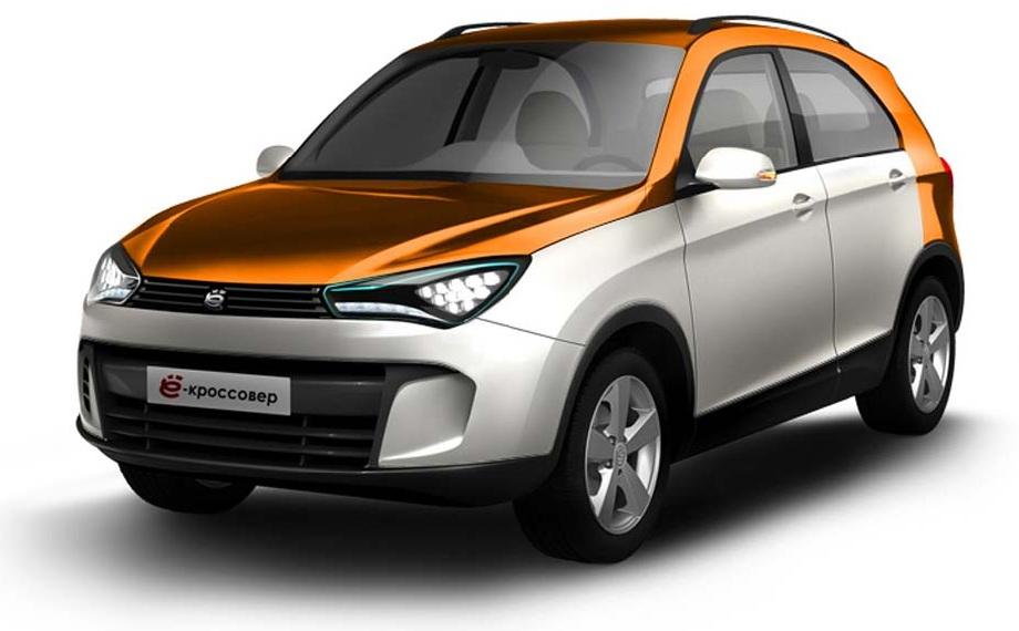 Ё мобиль варианты модификации нового автомобиля