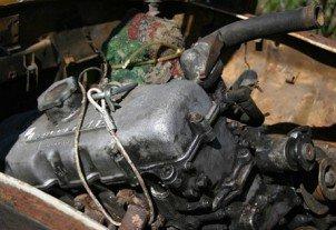 Как правильно снять двигатель автомобиля