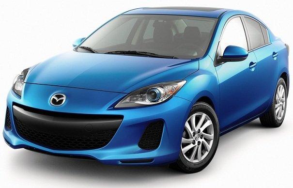Mazda 3 Skyactiv обзор автомобиля подробно