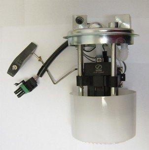 Электрический бензонасос инжекторного двигателя