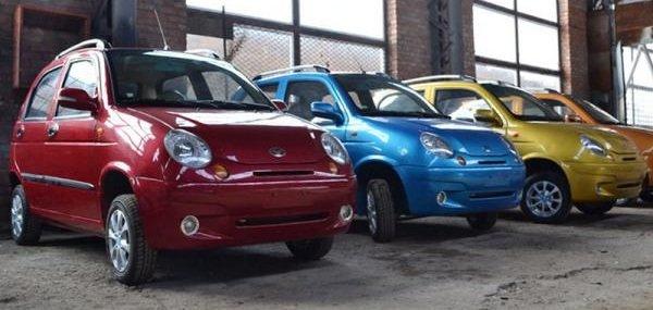 Электромобиль E-Car 2013 — цена 500 тысяч рублей