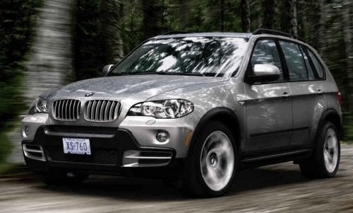 BMW X5 — обзор внедорожника