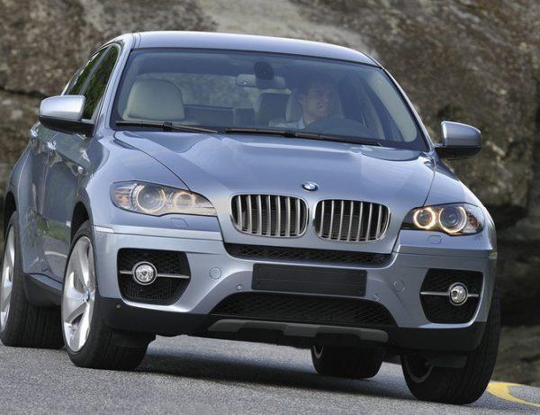 BMW X6 кроссовер премиум класса – обзор