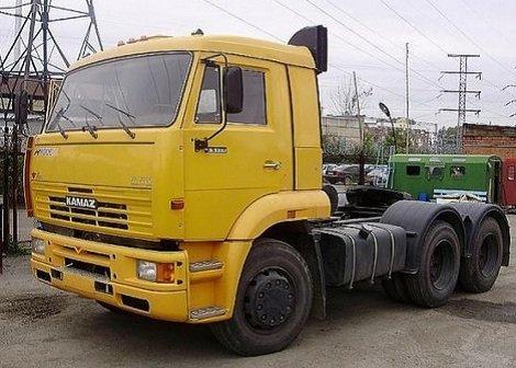 КАМАЗ 65116 – модернизированный трудяга
