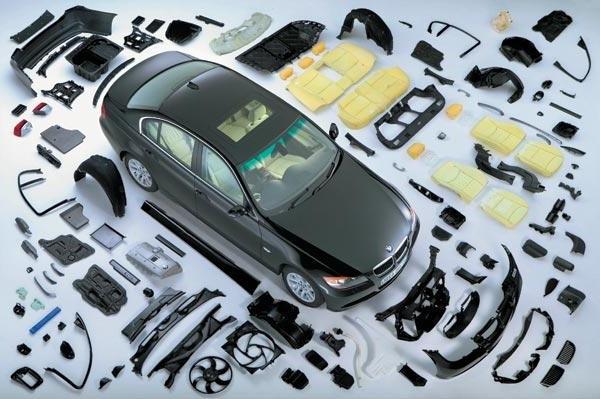 Разборка кузова автомобиля