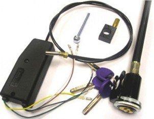 Механические и электромеханические системы блокировки капота