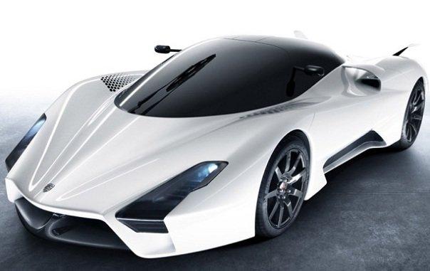 самый мощный автомобиль суперкар компании Shelby Supercars