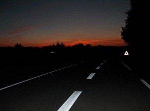 Как вести себя на трассе ночью