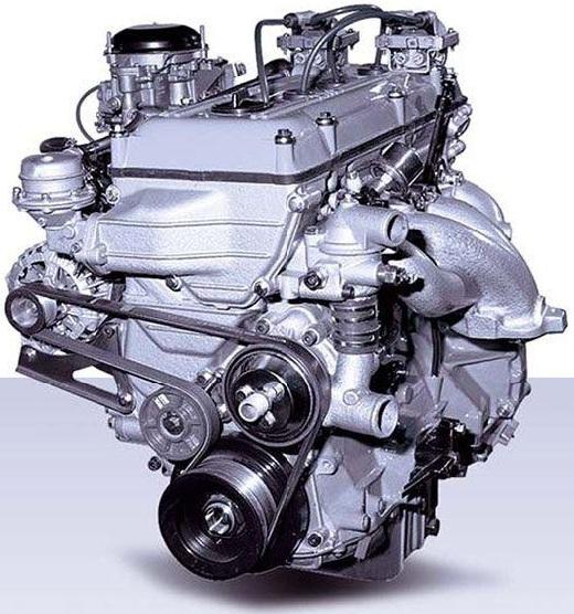 Система питания карбюраторного двигателя