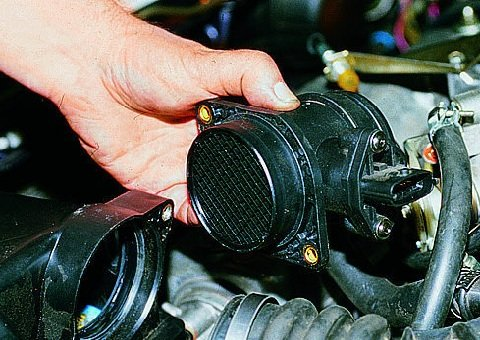 Как отремонтировать датчик расхода воздуха