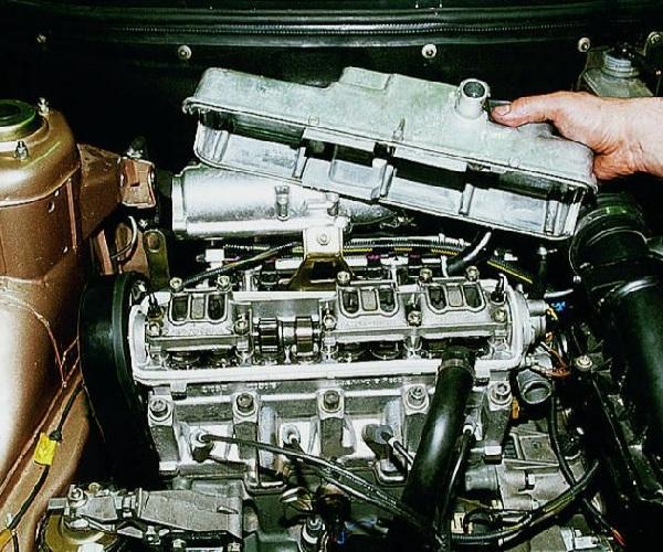 Как поменять клапана ВАЗ на новые