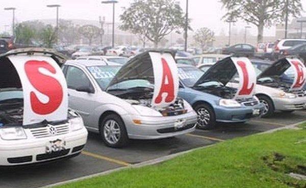 Способы продажи автомобиля с пробегом