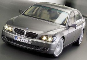 BMW 750 Li - обзор автомобиля