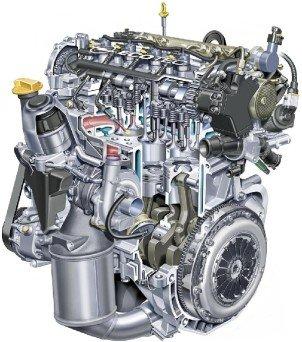Чтобы двигатель развивал свою полную мощность