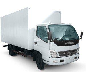 Foton BJ 1069 - описание моделей грузовой машины