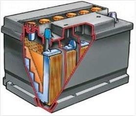 Как восстановить аккумулятор на авто