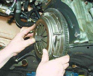 Замена сцепления в автомобиле