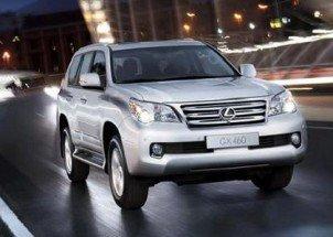 Lexus GS - плавность и комфорт