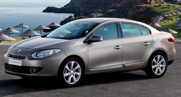 Renault Fluence - описание модели
