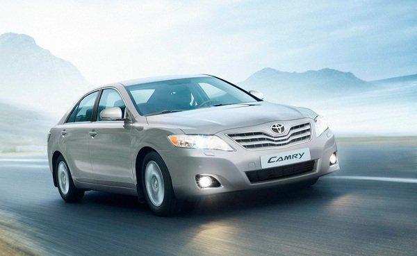 Toyota Camry — обзор и технические характеристики