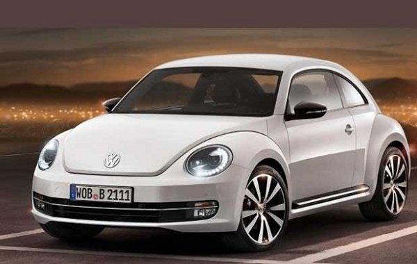 Volkswagen Beetle — автомобиль, изменивший мир!