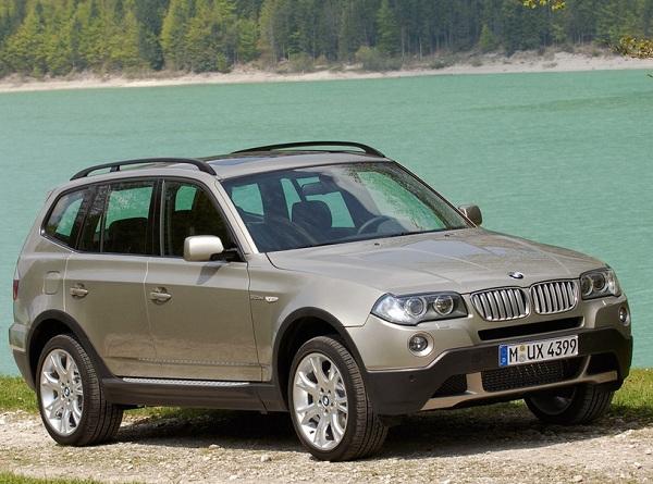 BMW X3 захватил мировой рынок