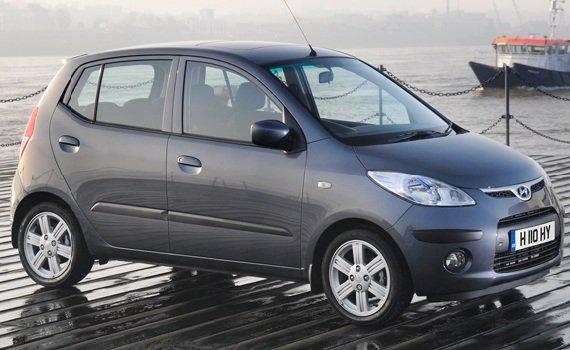 Hyundai i10 — изменения в конструкции и оснащении