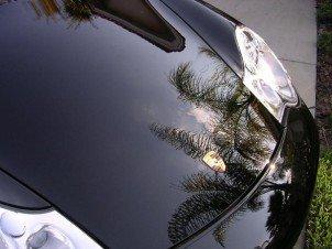 Как сделать автомобиль блестящим