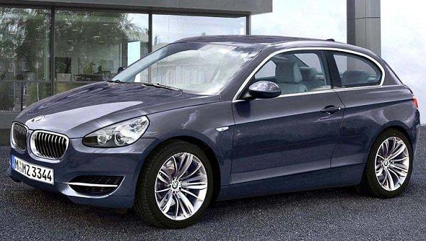 Передний привод у BMW