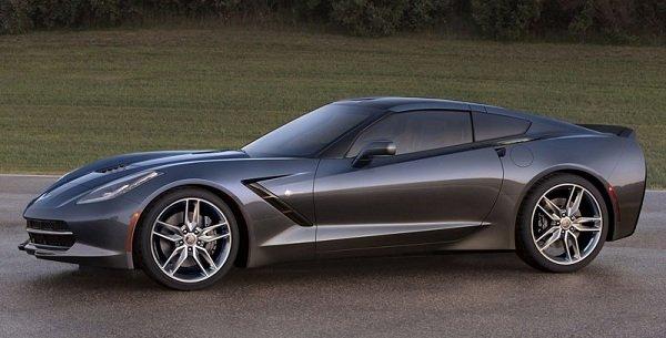 Chevrolet Corvette C7 — обзор автомобиля