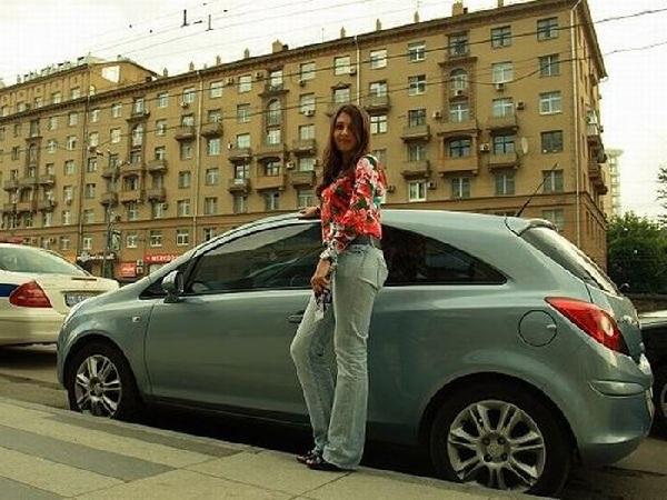 Как девушке выбирать автомобиль