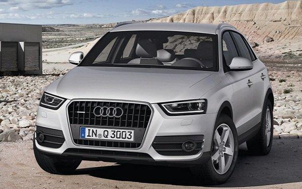 Audi Q3 – SUV по-немецки