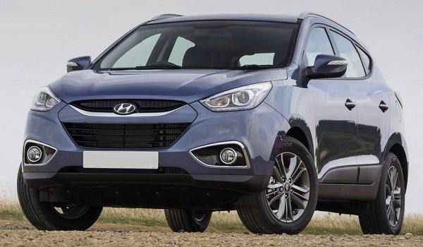 Hyundai ix35 2014 - обзор автомобиля