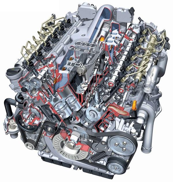 Особенности систем питания бензинового двигателя