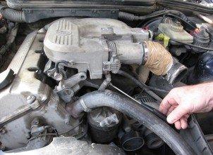Почему свистит двигатель
