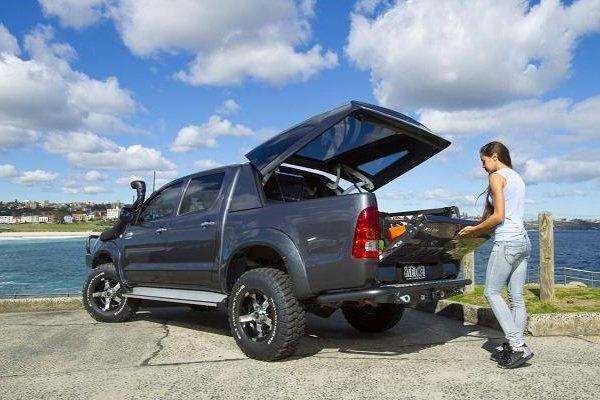 Авто кунг — что такое и зачем он нужен?