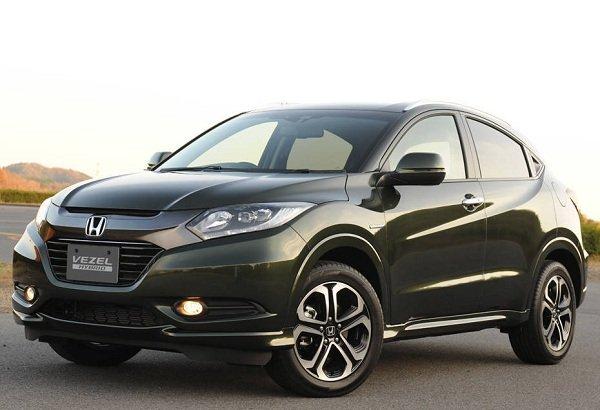 Honda Vezel — обновление модели