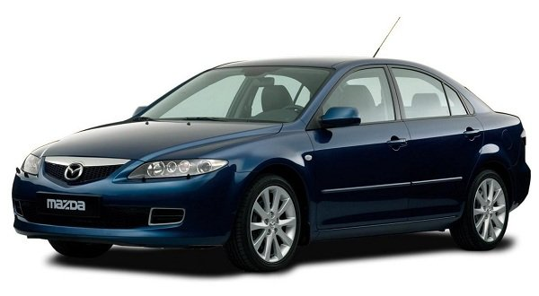 Mazda 6 — автомобиль с интуицией!