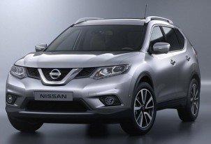 Nissan X-Trail в третьем поколении