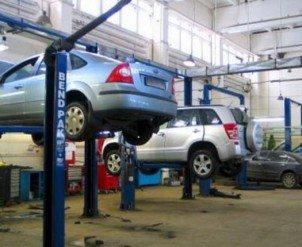 Техническое обслуживание кузова автомобиля